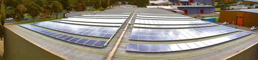 Sun Lizard 100kW solar PV project